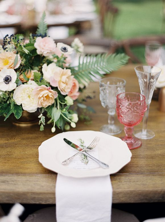Elegant and rustic Montana Wedding