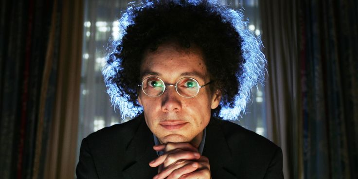Malcolm Gladwell has written a book about power...