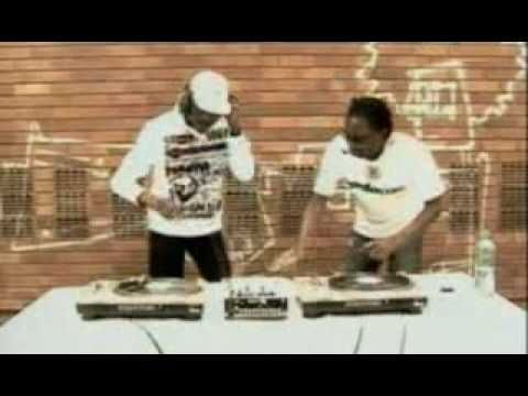 DJ Mujava - Township Funk.  Some mind-blowing pantsula  in this video