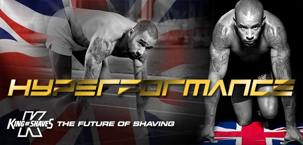 It's all about realising potential...  King of Shaves backs James Ellington for #London2012  #Hyperformance