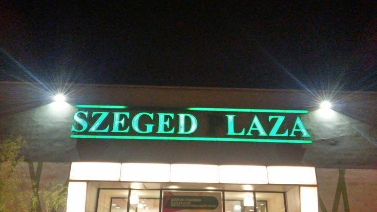 Szeged laza