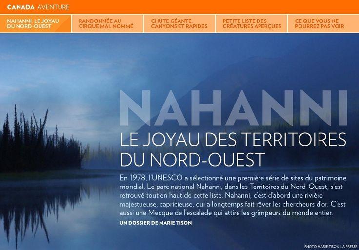 Nahanni, le joyau des Territoires du Nord-Ouest - LaPresse+