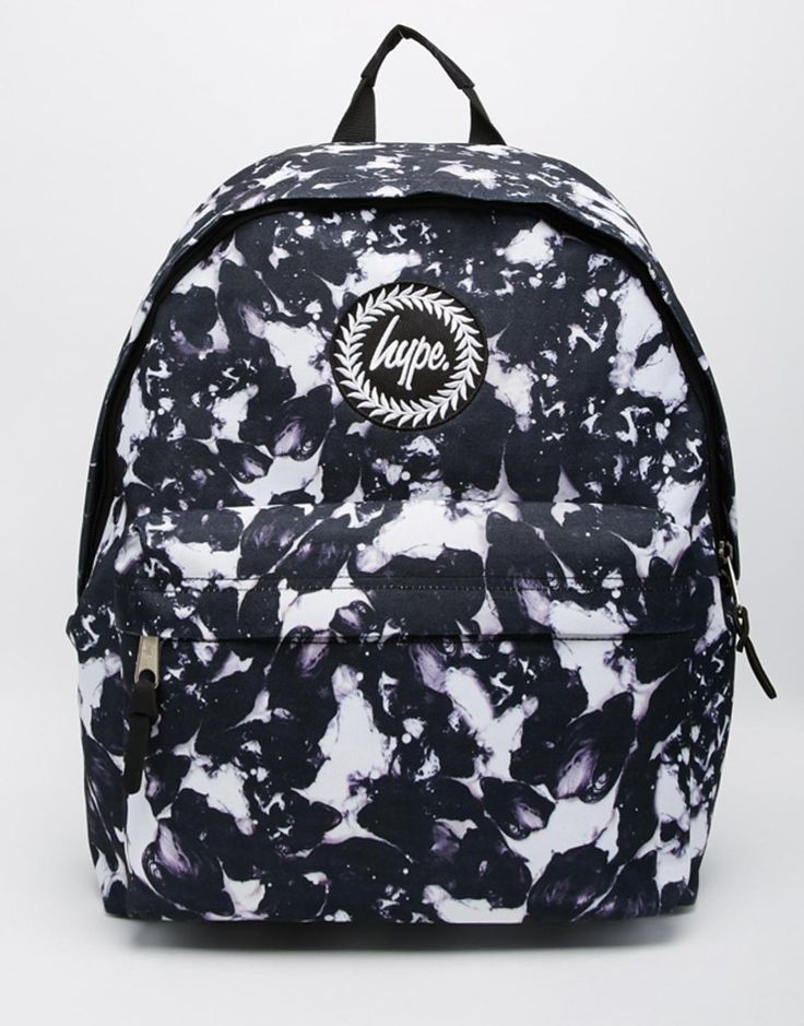 Image 1 of Hype Monotone Backpack