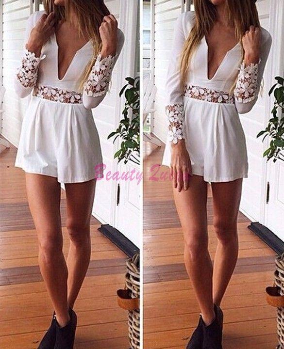 Женские летние платья короткие