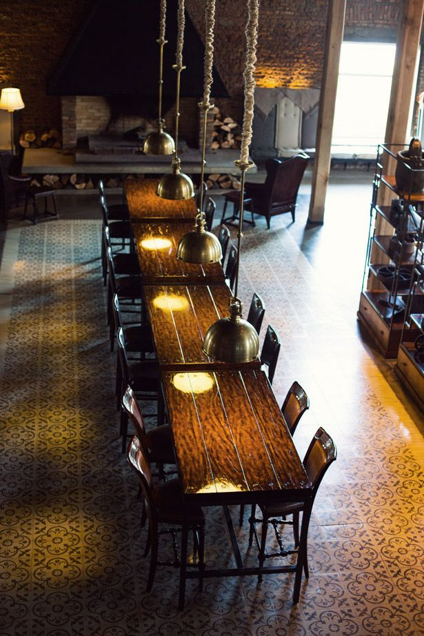17 Best Images About Restaurant Lighting Ideas On