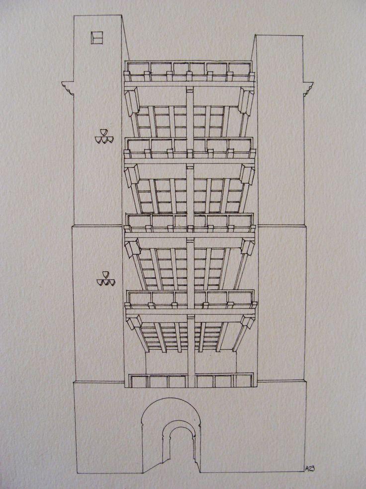 Torre dell'elefante (Cagliari)_Angolo23