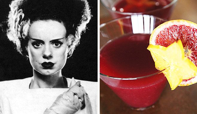 Get In The Spirit with Halloween Cocktails