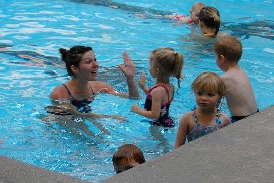 Preschool Swim Lesson - Eel- November- Mon/Wed Blue Springs, Missouri  #Kids #Events