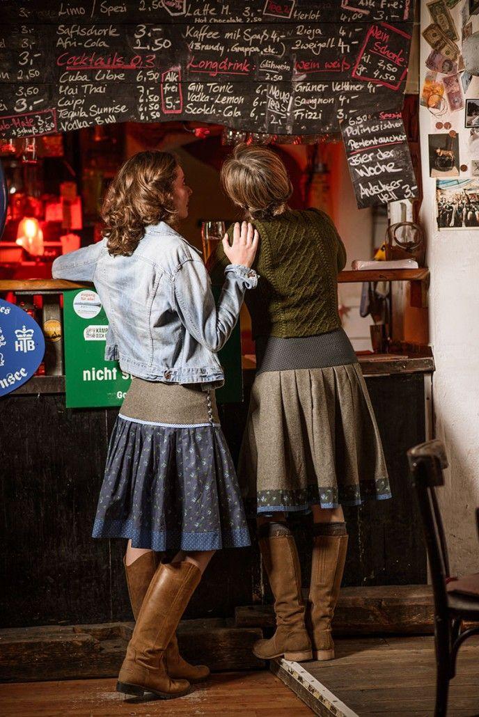 Der Rock - Die Rockmacherin - Caroline Lauenstein Toll ...