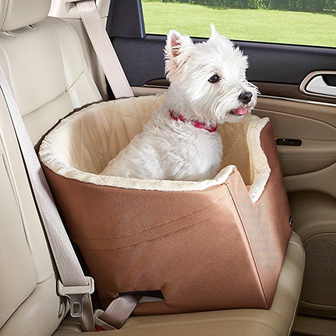 Amazon Com Amazonbasics Pet Bucket Booster Seat Pet Supplies Dog Car Booster Seat Pet Booster Seat Dog Car