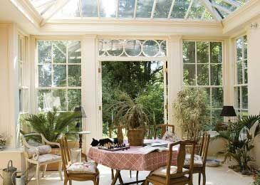 Victorian Conservatory Interiors | Georgian Style Interiors ...