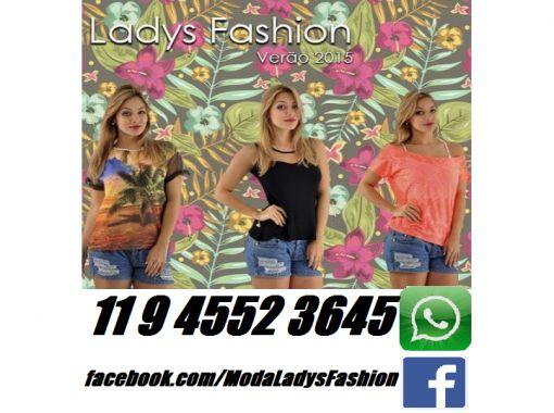 Lady's Fashion | Moda Feminina - Moda Fitness - Moda Evangélica - Atacado | SAO PAULO