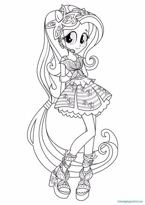 My Little Pony 신비의 상징 유니콘💜 마이리틀포니 색칠공부 - 2020 | 유니콘, 색칠 공부 ...