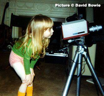 Zowie Bowie (Duncan Jones), ca.1976?