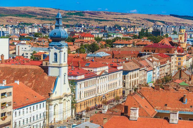 Cluj-Napoca city, Romania!