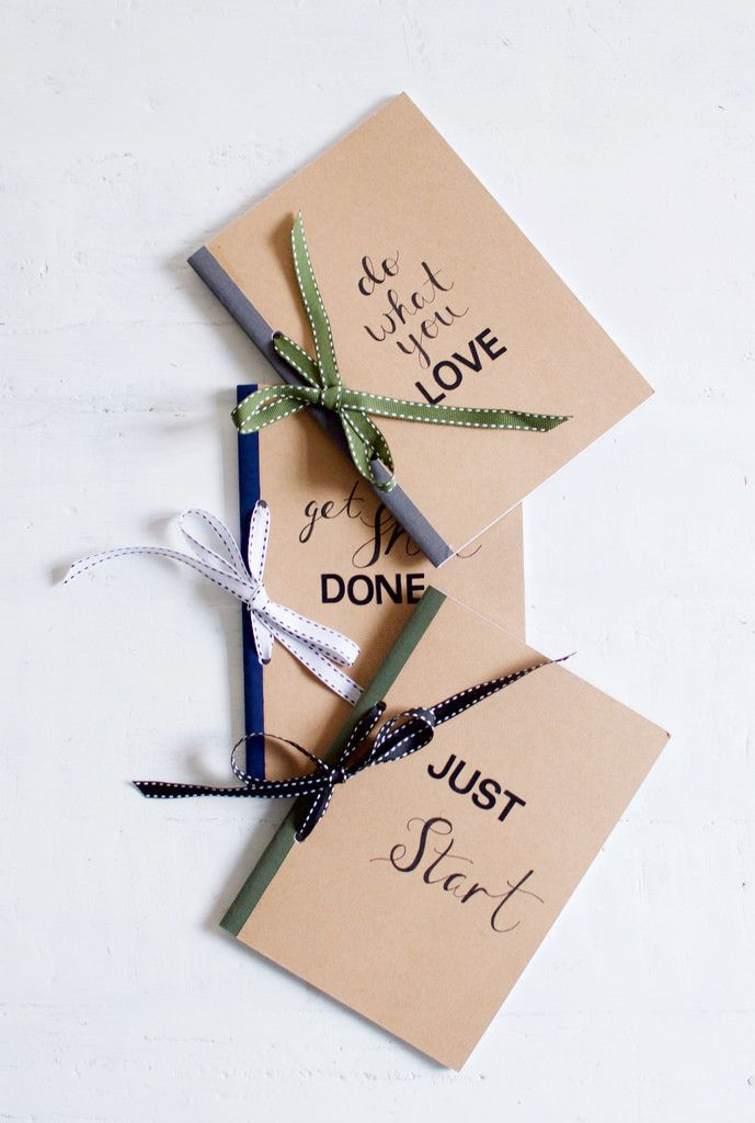 DIY PERSONALISED NOTEBOOKS http://apairandasparediy.com/2015/12/diy-personalised-notebooks.html