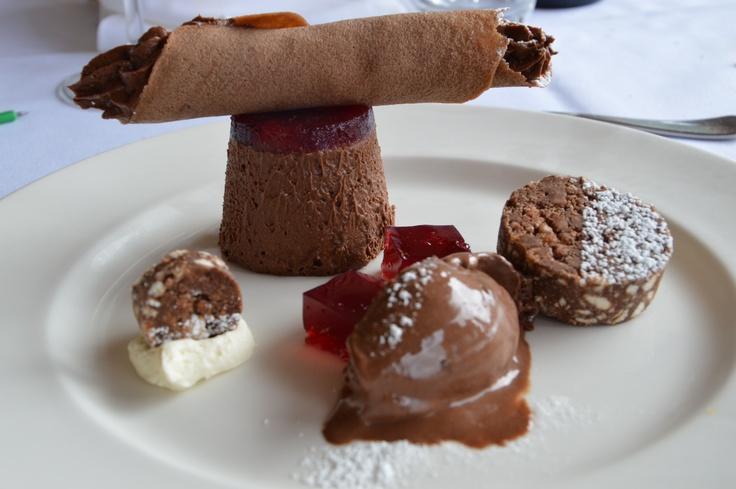Mmm dessert