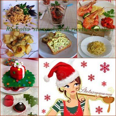 Raccolta stampabile di ricette Natalizie: ricette statusmamma foto blog tutorial auguri natale buon anno ricette menu BlogGz Giallozafferano