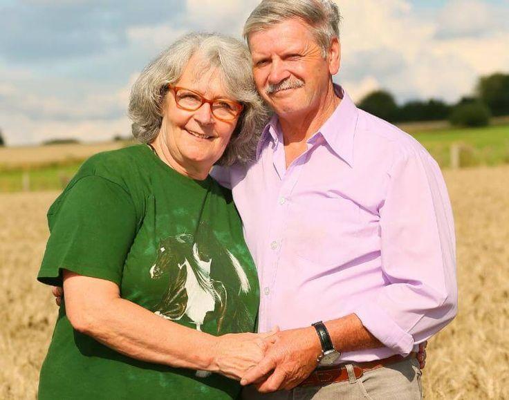 """Karlheinz und Louise hatten sich in der vergangenen """"Bauer sucht Frau""""-Staffel ineinander verliebt. Doch jetzt ist es vorbei."""