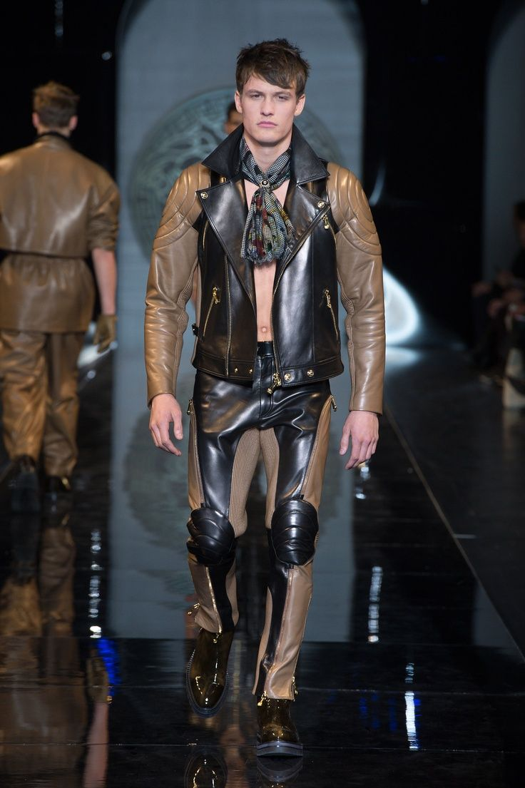leather pants for men - Google Search