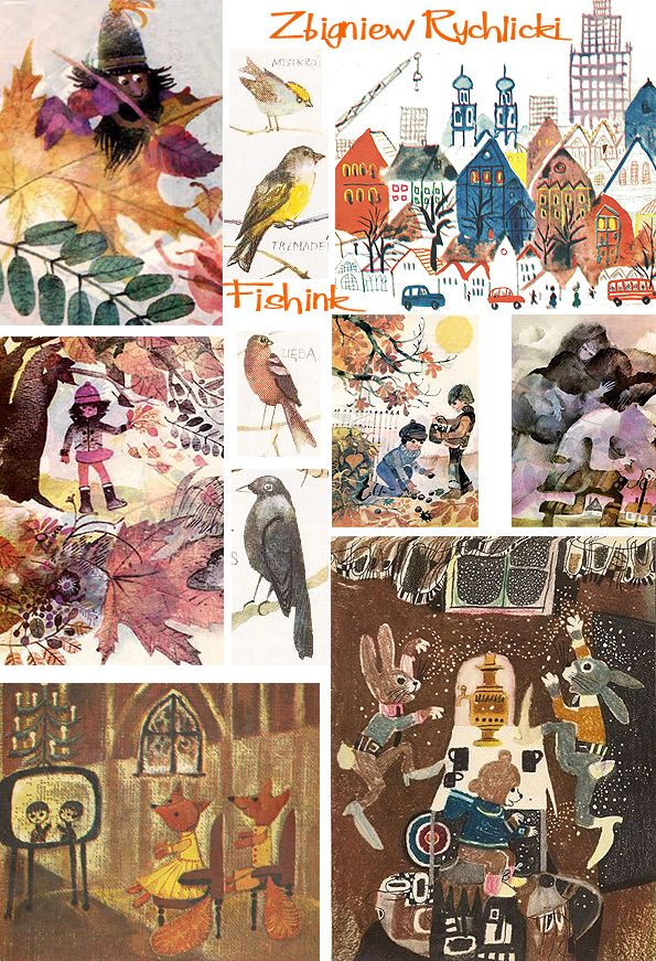 Fishinkblog 8467 Zbigniew Rychlicki 11 Check out my blog ramblings and arty chat here www.fishinkblog.w... and my stationery here www.fishink.co.uk , illustration here www.fishink.etsy.com and here carbonmade.com/.... Happy Pinning ! :)
