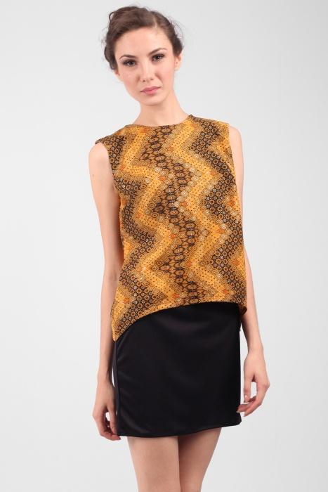 Teabag Milano Batik Dress