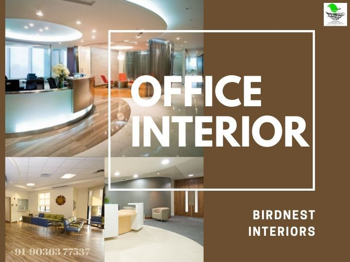 Birdnest Interiors Is Famous As Commercial Interior Designers In