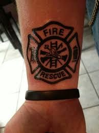 Kết quả hình ảnh cho firefighter tattoos