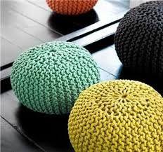 almohadones CROCHET CON TOTORA - Buscar con Google