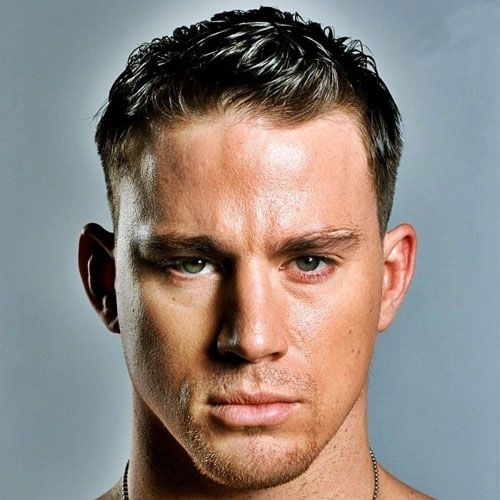 Channing Tatum Haarschnitt Manner Frisuren Haarschnitt