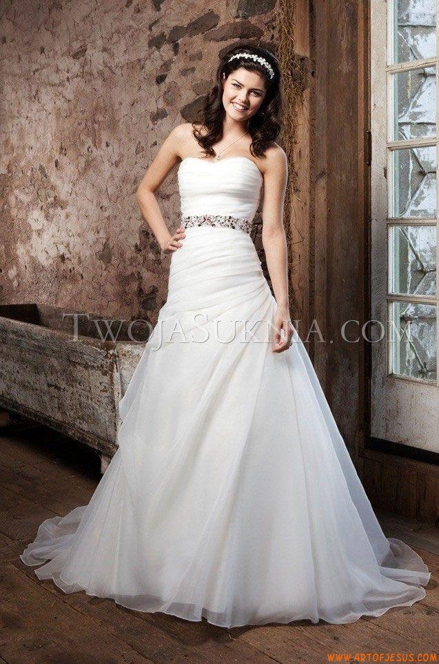 abiti da sposa Sincerity 3711 Spring 2013