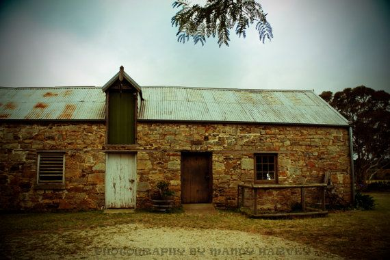 Rustic Old Barn Goulburn New South Wales Australia