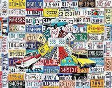 White Mountain Puzzles rekisterikilvet - 1000 palan palapeli