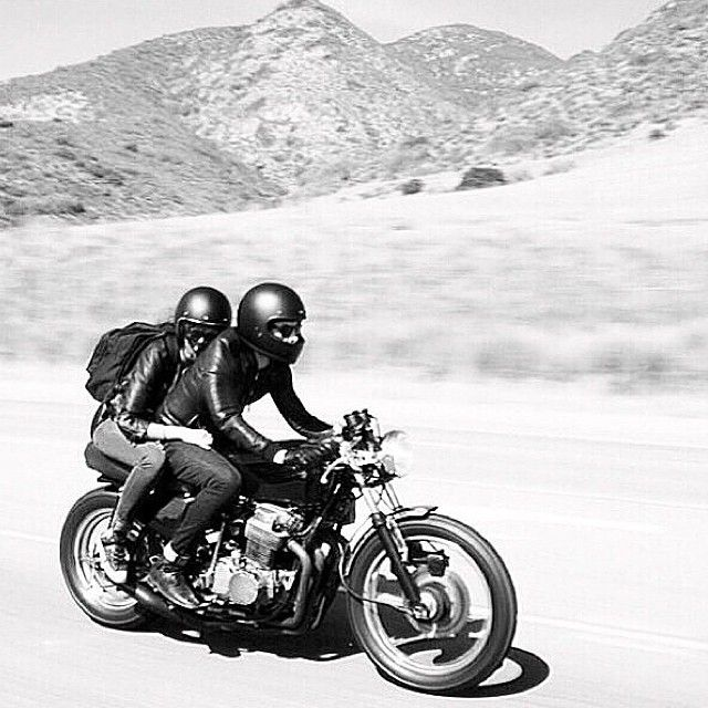 #riding #motorcycles #motos | caferacerpasion.com