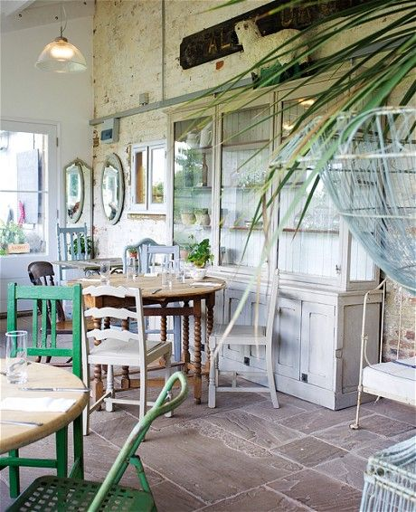 Edina Ronay's Little Black Book: Pythouse Kitchen Garden Shop & Café, Wiltshire