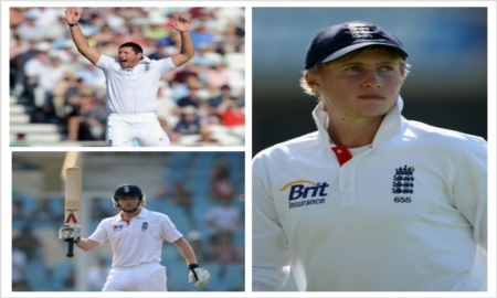 Jonny Bairstow, Tim Bresnan and Joe Root have been named in England's 12-man squad to face New Zealand in the Investec 1st Test Match at Lord's commencing on Thursday. #Yorkshire #County #Cricket #England
