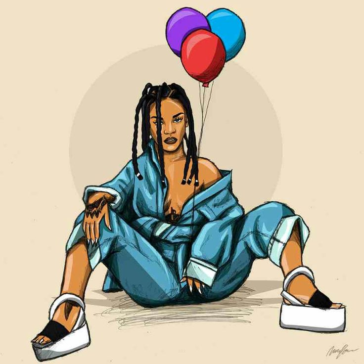 321 best M C F R E S H images on Pinterest | Trill art ...