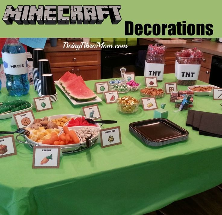 25 unique minecraft food labels ideas on pinterest mind craft minecraft birthday party printables decorations and food pronofoot35fo Choice Image