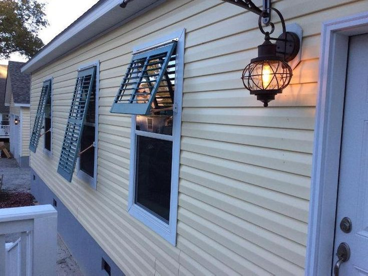 Bahama window shutters unfinished poplar outdoor