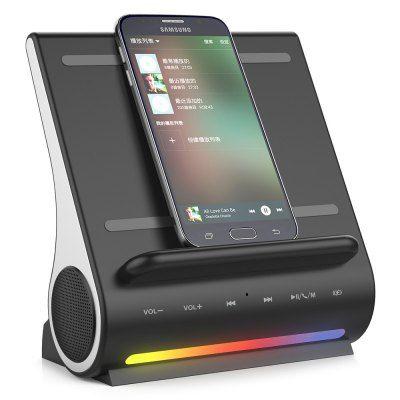 AZPEN D1300 Qi Wireless Charger Bluetooth 4.0 HiFi Speaker