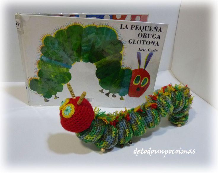 60 best La Pequeña Oruga Glotona / The Very Hungry Caterpillar ...