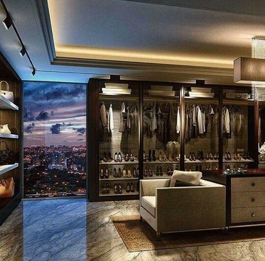 #closet #luxury #mens