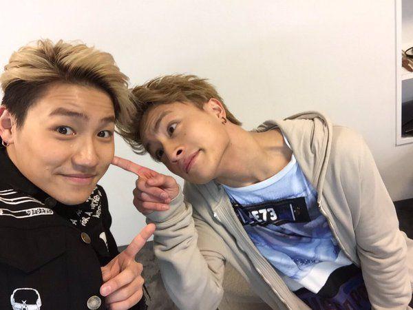 GENERATIONS from EXILE TRIBE 小森隼 Komori Hayato & 白濱亜嵐 Shirahama Alan