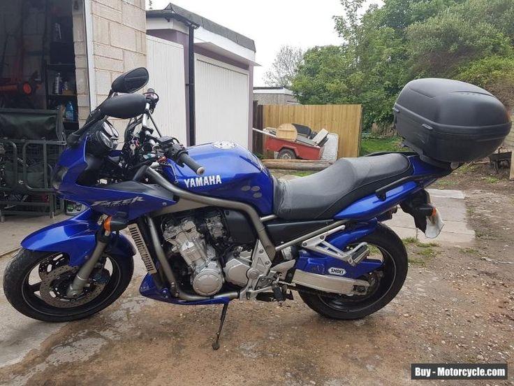 Yamaha Fazer 1000 #yamaha #1000 #forsale #unitedkingdom