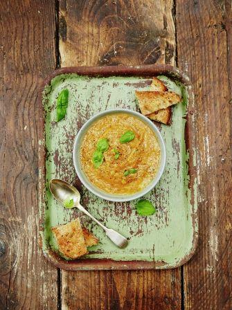 Michela's easy minestrone | Jamie Oliver