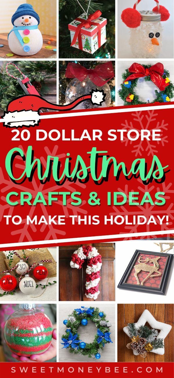 Easy Diy Dollar Tree Christmas Crafts In 2020 Dollar Store Christmas Crafts Christmas Crafts Dollar Tree Christmas