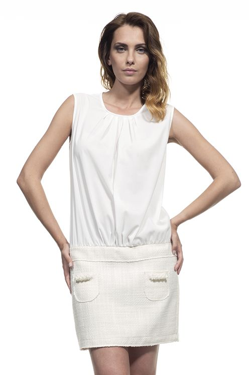 Dress for love... #dress #chanel #chic #white