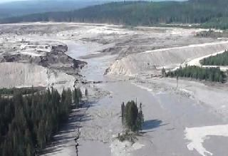 HELP STOP THE PEBBLE MINE! There has been a catastrophic breach in an earthen dam holding back billions of gallons of contaminated waste at the Mount Polley copper and gold mine in British Columbia. That mine has chilling similarities to the proposed Pebble Mine in Alaska. MAKE SURE THIS CATASTROPHE DOESN'T HAPPEN AGAIN!  PLZ Sign and Share!