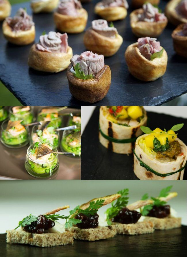 Best 25 wedding canapes ideas on pinterest cocktail for Canape menu ideas