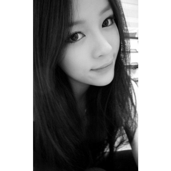 fuckyeahuhljjang - kwon su jeong ❤ liked on Polyvore featuring ulzzang and kwon su jeong
